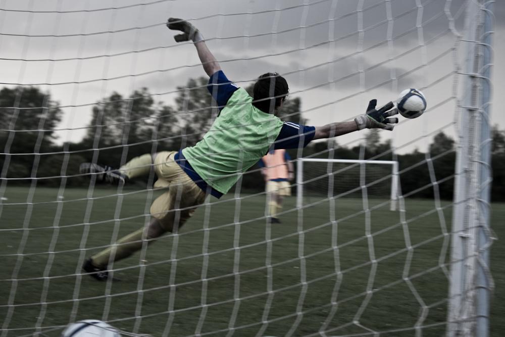 Goalkeeper needed for U15 Kites
