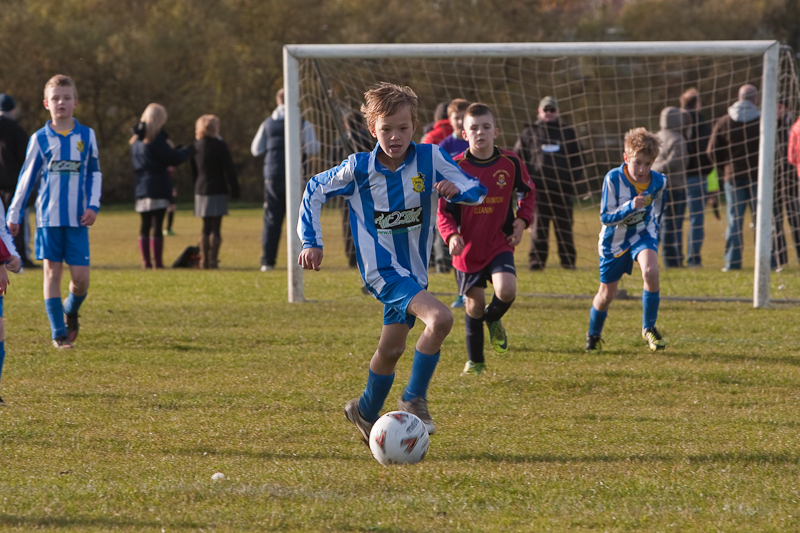 Football is where dreams are realised…